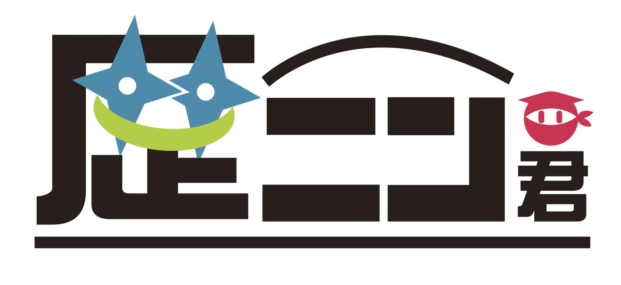 歴ニン君ロゴ